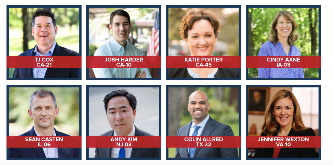 See our first 2020 candidate endorsements!