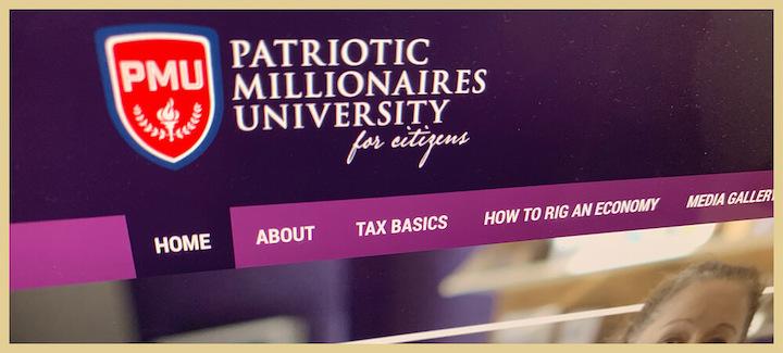 Patriotic Millionaires - Patriotic Millionaires