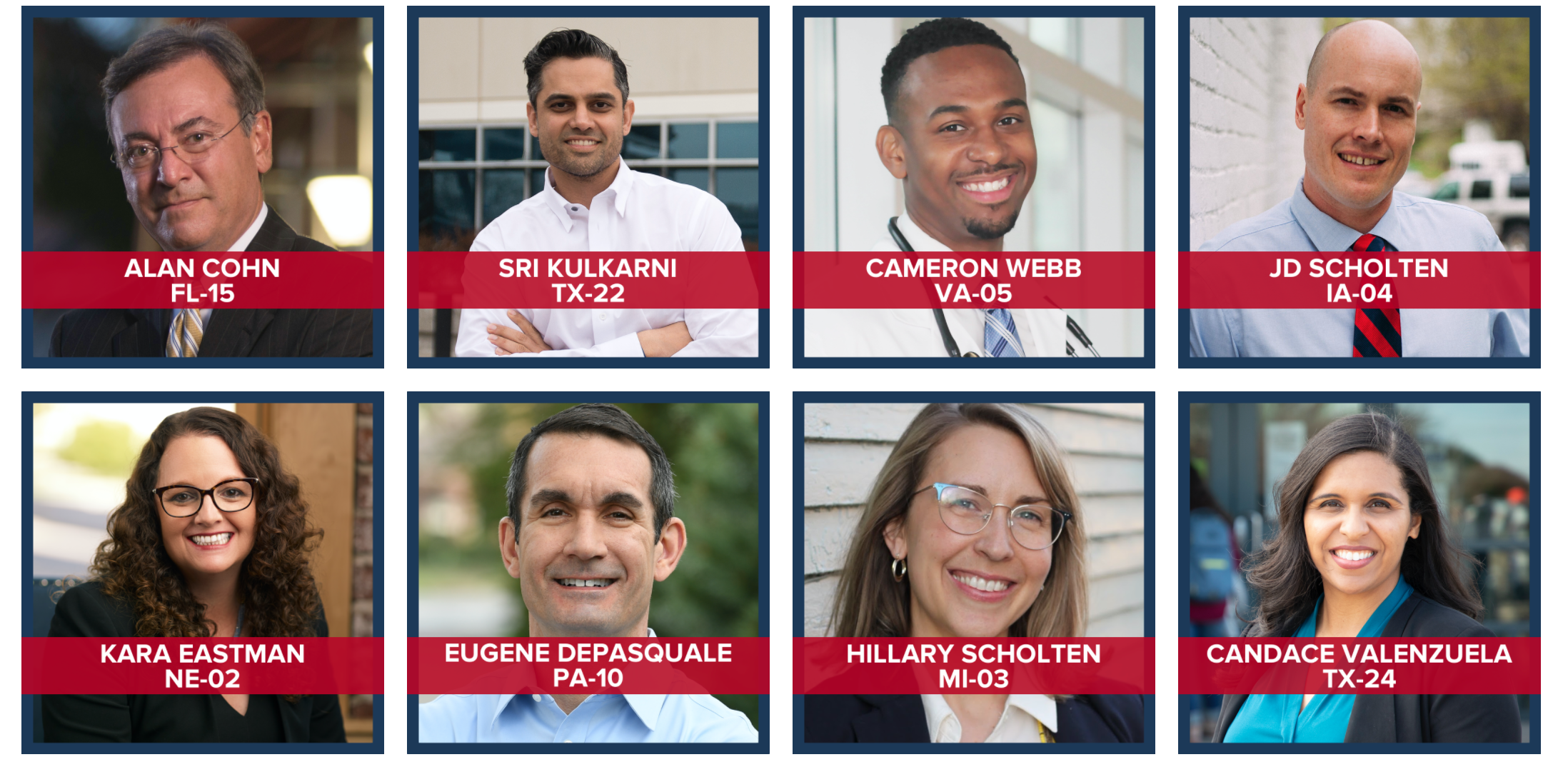 See our 2020 candidate endorsements!