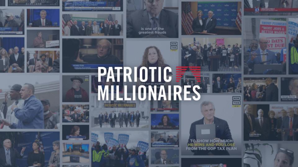 RELEASE: Millionaires React to ProPublica Report