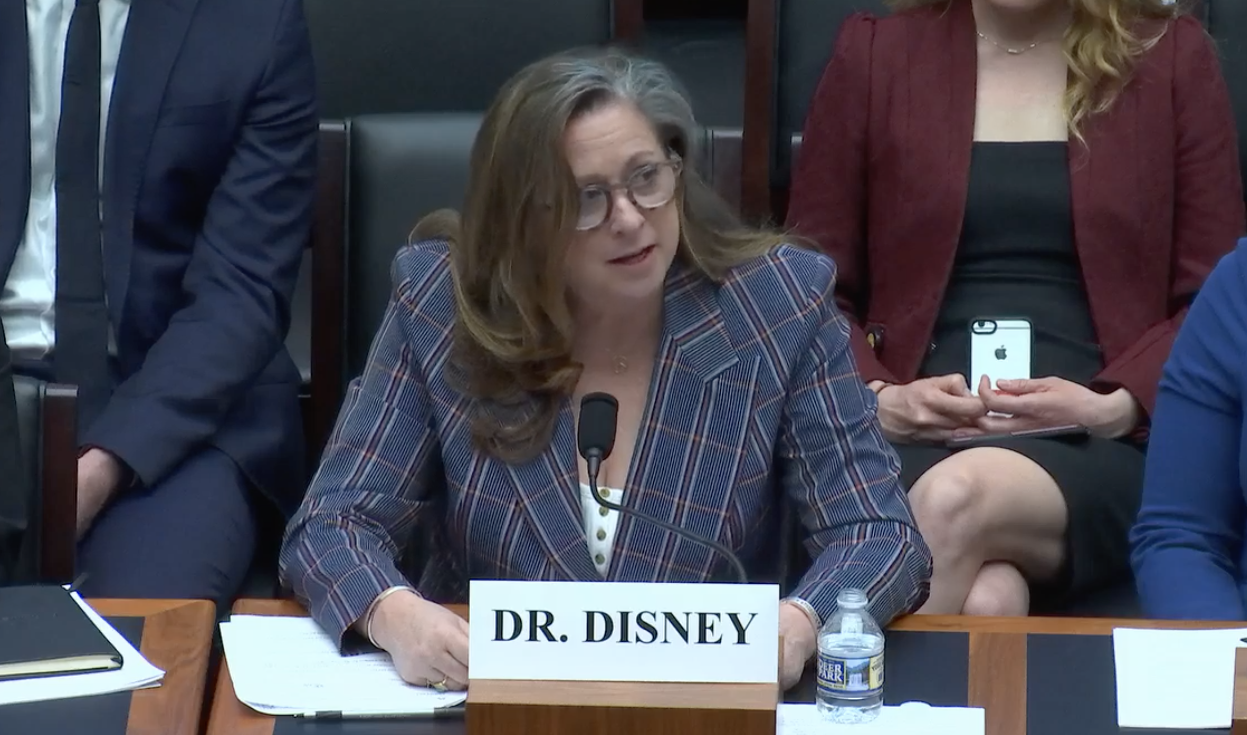 Abigail Disney Testimony Before the House Committee on Financial Services