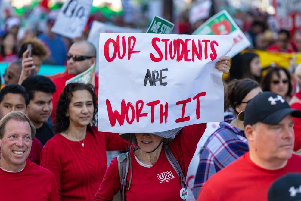 Los Angeles' Students Need Measure EE