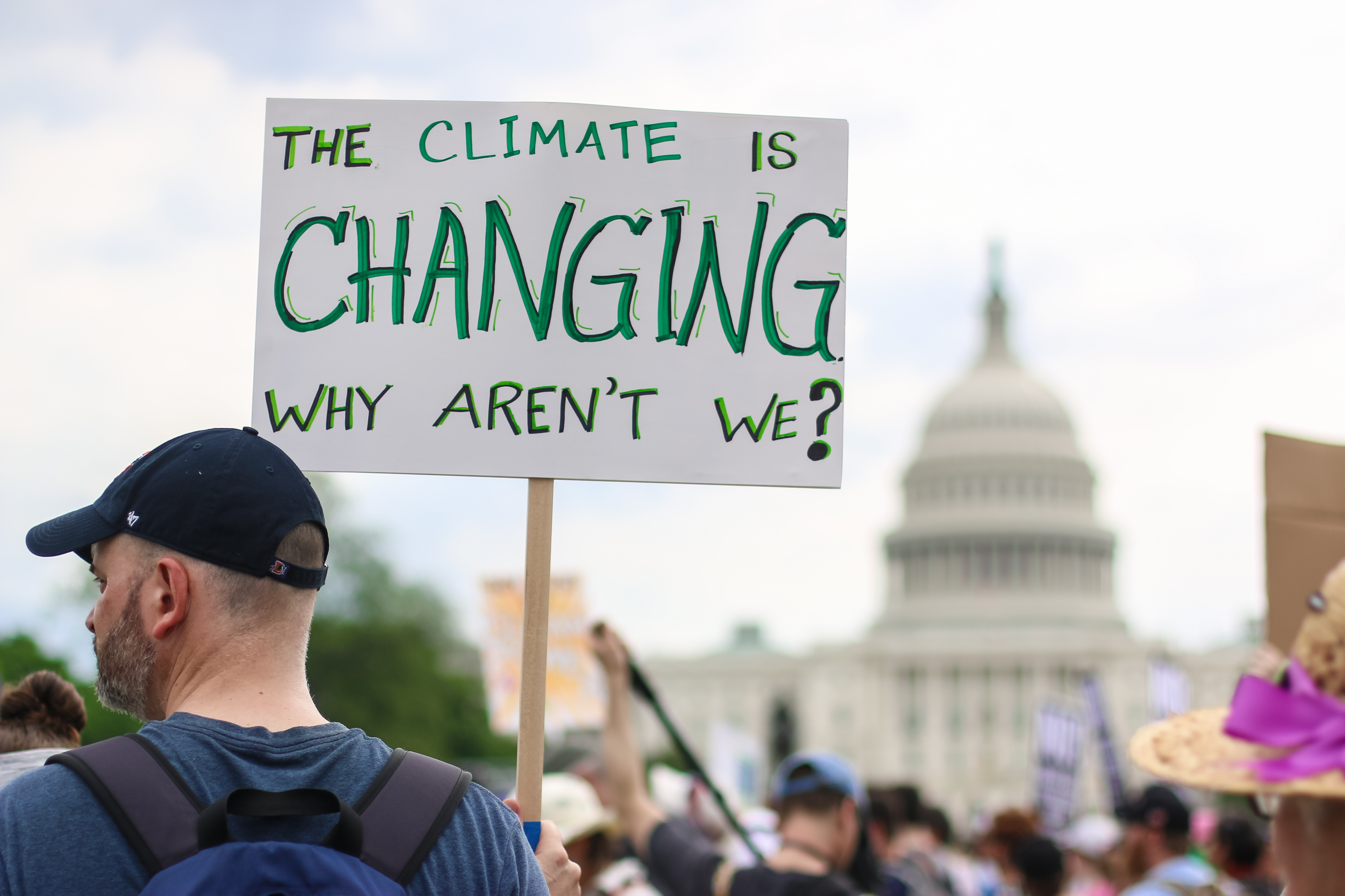An Unequal Country Can't Fight Climate Change