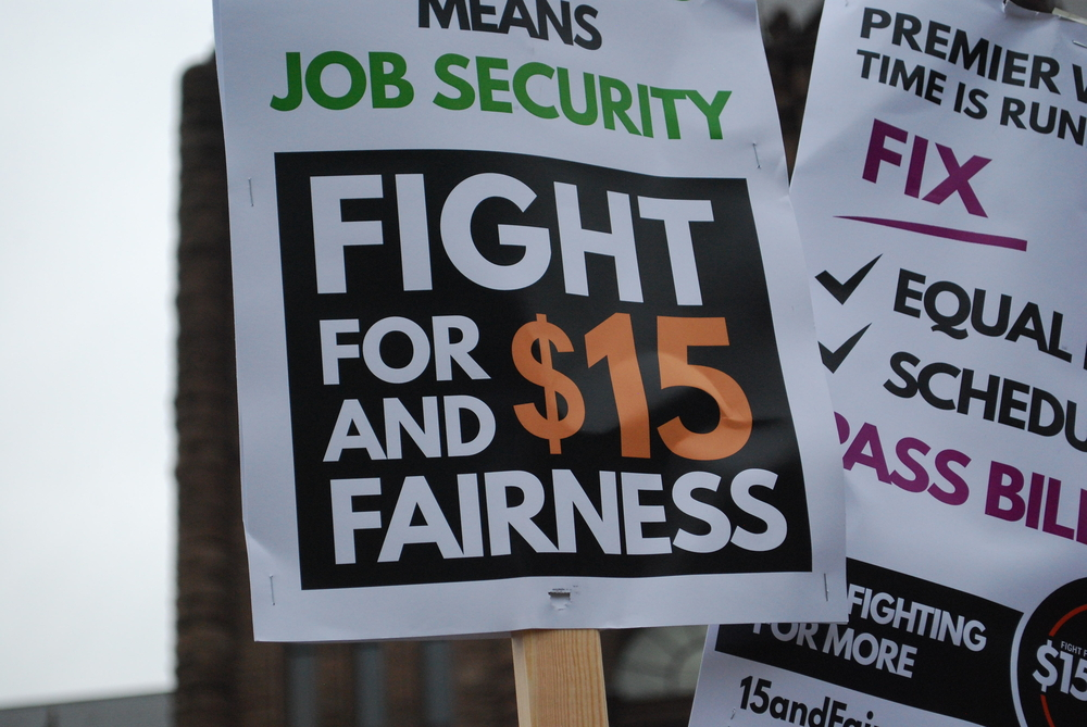 House Passes Historic Vote to Raise Minimum Wage to $15