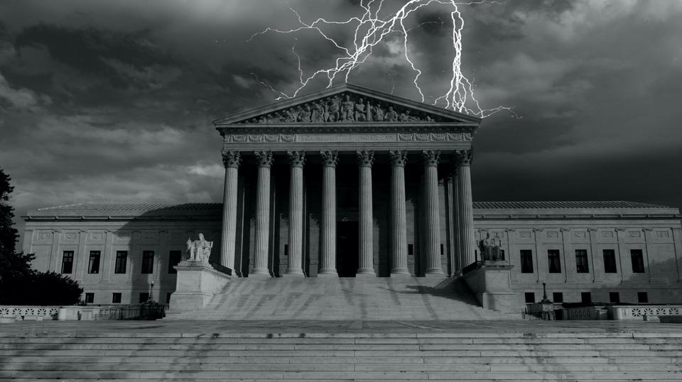 DEMAND DEMOCRATS BOYCOTT THE SCOTUS SCAM