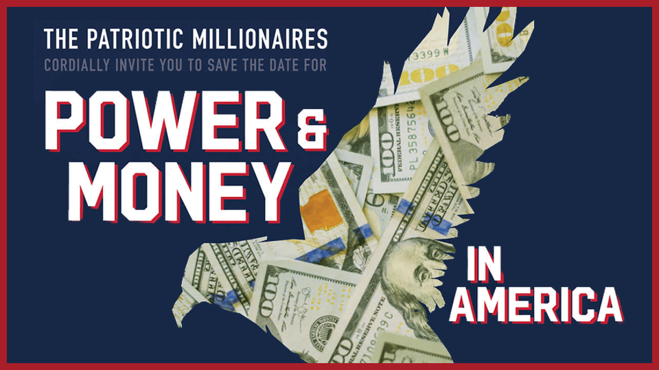 Power and Money in America Conference